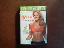 DENISE AUSTIN BEST BELLY FAT BLASTERS WORKOUT DVD