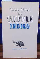 Derème La tortue indigo...