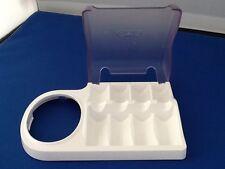 Braun Oral B Cepillo de dientes eléctrico unidad de almacenamiento de cabezal de cepillo