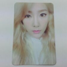 TTS 3rd Dear Santa Taeyeon Official Photocard 1p K-POP TAETISEO SNSD Red ver.