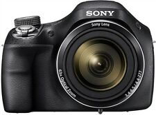 DSC-H400 Sony Cyber-shot Digital Camera - 63x Zoom - 20.1MP