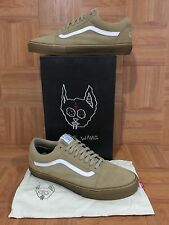 RARE�� VANS Golf Wang Old Skool PRO Syndicate 13 Camel Gum Supreme Tyler Wtaps S