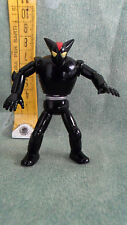 BLACK ROBOT CARTOON GASHAPON ACTION FIGURE DELLA SERIE GIAPPONESE