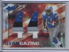 2010 Absolute Memorabilia Rookie Star Gazing Prime Jersey #9 Jhavid Best 12/25