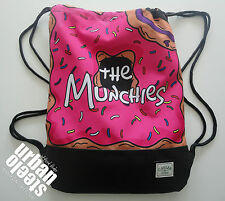 Mochila saco bolsa Cayler & Sons The Munchies gym bag sac backpack
