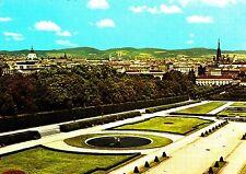 Wien , Blick vom Belvedere , Ansichtskarte , 1976 gelaufen