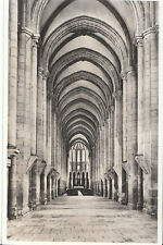 Portugal Postcard - Alcobaca - The Nave - [Interieur View]    ZZ2275