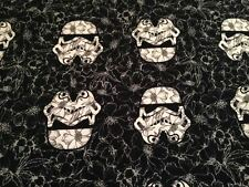 NEW! Star Wars Stormtroopers and Florals Allover Stretch Knit Fabric by the YARD