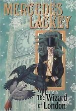 The Wizard of London (Elemental Masters, Book 4), Mercedes Lackey ***GOOD BOOK**