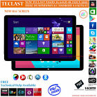 "TECLAST X16HD 3G 10.6"" 64GB GPS 2.16Gz DUAL OS WINDOWS 8.1 ANDROID 4.4 TABLET PC"