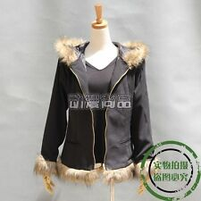 Anime Durarara!! Izaya Orihara Cosplay Costume Coat Jacket +Base shirt