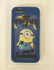 Despicable Me Minion Made Bananas Protective Waterfall iPhone 6/6S Case NEW