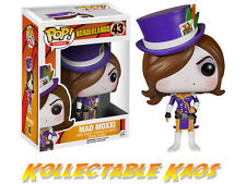 Borderlands - Mad Moxxi Pop! Vinyl Figure
