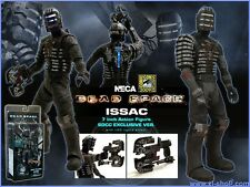 2009 Comic Con Exclusive NECA DEAD SPACE Figure: Isaac Clarke in Unitology Suit