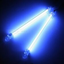 2x Blue 15cm Car Auto Exterior/Interior Neon Light Lamp