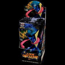 Pokemon Card Game TCG XY BREAK Special Edition Pack Booster Display 1 Box Korean