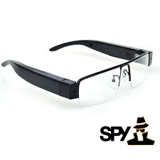 HD 720P Glasses Camera Spy DVR Digital Video Cam Recorder Eyewear For Audio TK