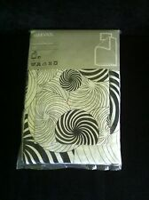 NEW Ikea Marviol Twin Duvet Quilt Cover Set-RARE Discontinued-Black and White