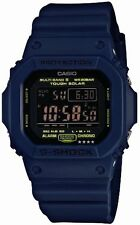 CASIO Wristwatch G-SHOCK Navy Blue Series GW-M5610NV-2JF Men F/S from Japan