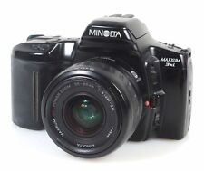 MINOLTA MAXXUM 3X1 CAMERA W/ 35-80MM (FOR PARTS)