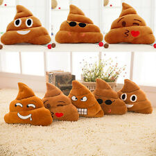 Poo Emoji Emoticon Poop Shape Luxury Stuffed Toys Doll Home Decoration
