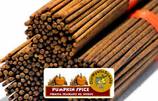 100 Pumpkin Spice Premium Fragrance Oil Incense Sticks