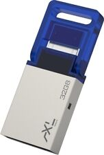 AXL Mini OTG 32 GB Pen Drive(Blue)