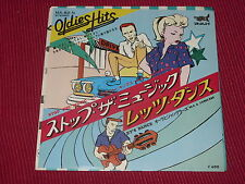 "Lenne & Lee Kings/ Ola & Janglers:   orig rare Japanese  7""   Near Mint"