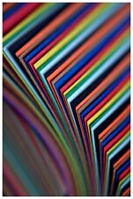A4 220gsm Bright Strong Blue Green Red Thick Card Various Colours x 100 Sheets
