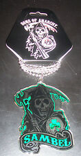 SONS OF ANARCHY SAMBEL NECKLACE OFFICIAL SOA MERCHANDISE NEW !