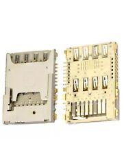 Original Sim Card Reader SD Memory Reader Slot Tray Holder For LG G3 S D722