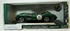 Shelby Collectibles 1/18: 09095 Aston Martin DBR1 #5, Carroll Shelby LeMans 1959