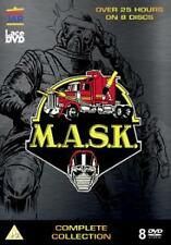 DVD:MASK - COMPLETE COLLECTION - NEW Region 2 UK
