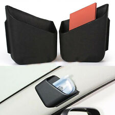 2x Car Multi Purpose A-Pillar Simple Pocket Accessories Storage Case Vehicle Box