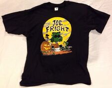 Vtg 80's SNOOPY Halloween Joe Cool Joe Fright ARTEX T-Shirt Size L 50/50 SOFT
