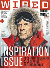 WIRED MAGAZINE SEPTEMBER 2013 RALPH FIENNES COVER