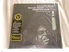 WILLIE DIXON & MEMPHIS SLIM Willie's Blues ltd numbered 200 gram vinyl SEALED LP