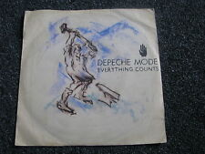 Depeche Mode-Everything Counts 7 PS-Made in Germany-Pop