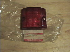 GENUINE SUZUKI CS50 CS80 ROADIE TAILIGHT REAR TAIL LAMP LENS 35712-02121 NEW