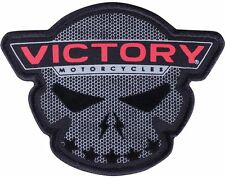 New FOR 2016 GENUINE OEM Victory Motorcycle SKULL PATCH IN STOCK