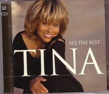 2 CD TINA TURNER - All the Best (NEU! Best of Private Dancer Nutbush City Limits