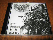 "DROWNING THE LIGHT ""Lost Kingdoms of A Dark Age"" MCD arkha sva mutiilation"