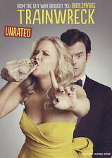Trainwreck (DVD, 2015) Unrated Amy Schumer NEW & SEALED