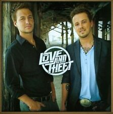 LOVE AND THEFT CD