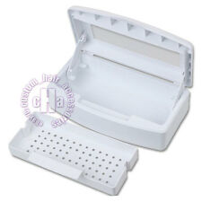 Disinfectant Sterilising Tray Box Nail Tattoo Beauty Salon Disinfector Sanitizer