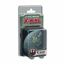 Fantasy flight games star wars x-wing e-wing rebel expansion bnib gratuit uk p&p
