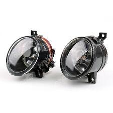 L & R Front Fog Driving Light Lamp For Volkswagen MK5 Golf Jetta Bora 2005-2010.