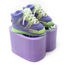 Baby shoes Silicone Mold Soap Fondant Cake Decorating Craft Clay Chocolate Mould