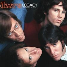 The Doors-Legacy The Absolute Best CD (2 Disks Rhino) 34 Tracks