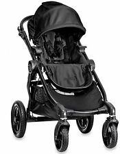 Baby Jogger City Select All Terrain Single Stroller Black Frame Black NEW 2016